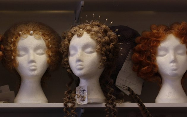 Human hair is a boom industry