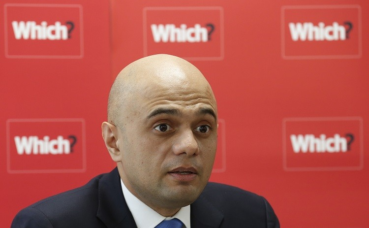 Sajid Javid says the FCA has grounds to implement deadline to mis-selling derivatives review with the banks (Photo: Reuters)