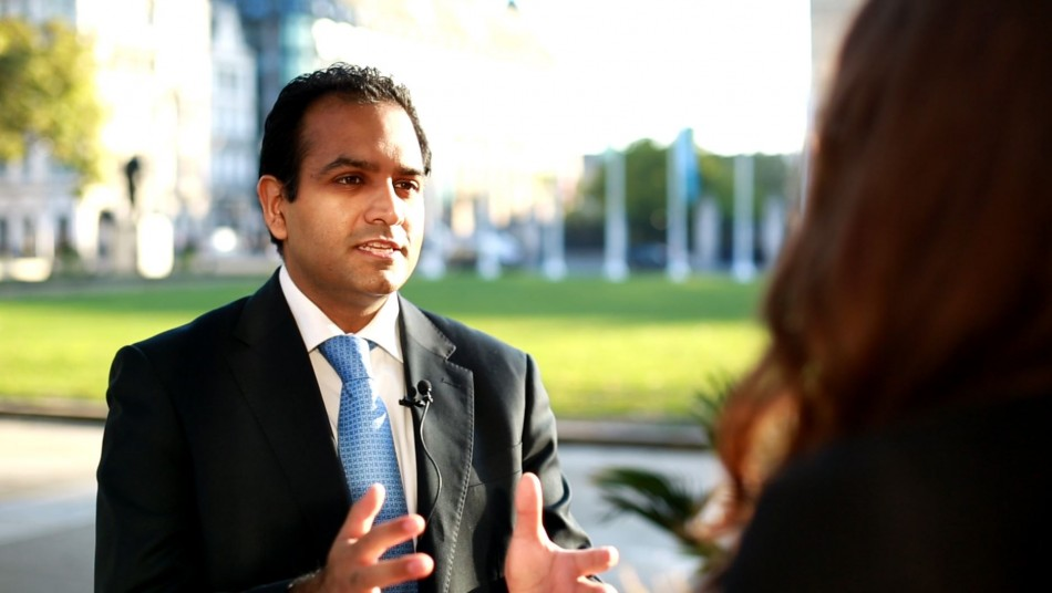 Vedanta Hedging's managing director Abshishek Sachdev is an independent expert on mis-selling derivatives but has also advised politicians over the scandal (Photo: IBTimes UK)