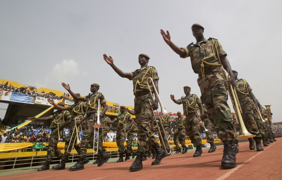 Mali forces