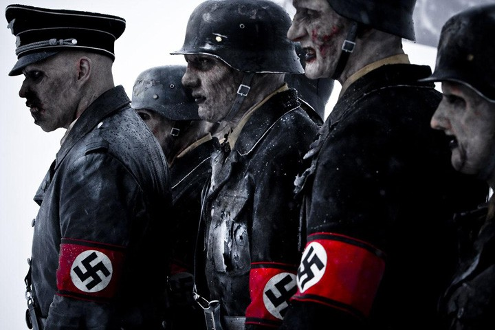 Nazi zombies are a troubling thought