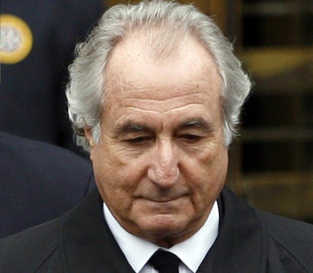 Bernard Madoff fraud