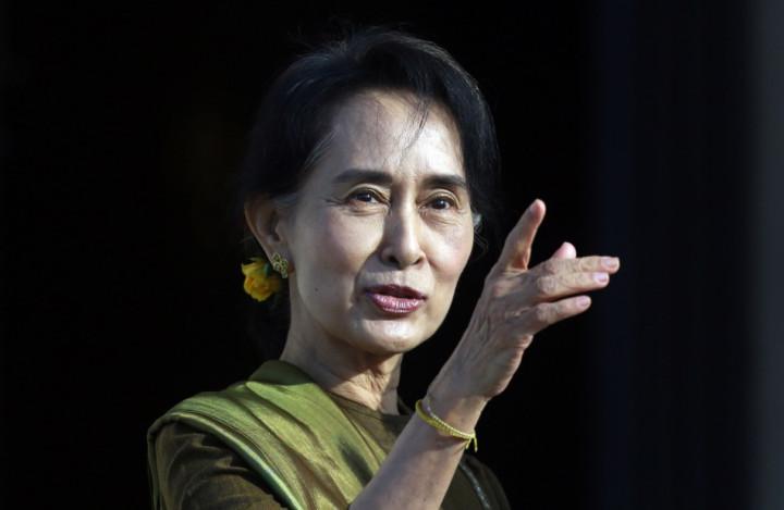 Aung San Su Kyi