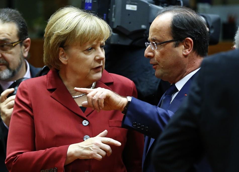 EU seeks US talks over spying