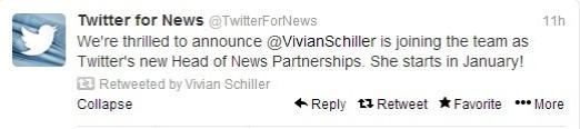 Twitter for News
