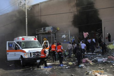 Ciudad Juarez Candy Factory explosion