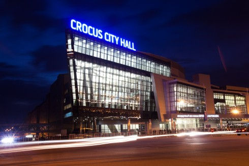 The famous Crocus City Hall will be the venue for the 5 November Preliminary Show and Finale. This world famous pageant will be broadcast in 190 countries and around1 billion viewers are expected to tune in [missuniverse.com]