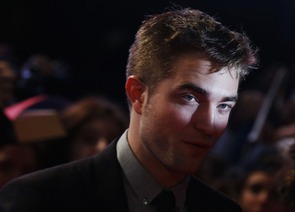 Fifty Shades of Grey: Robert Pattinson Too Busy To Play Christian Grey/Reuters