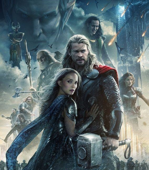 Post Iron Man 3, Thor 2 is the next release leading up to The Avengers: Age of Ultron