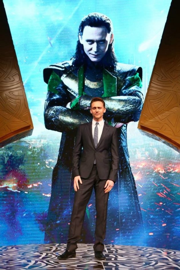 God of Mischief, Loki has a bigger role in Thor: The Dark World