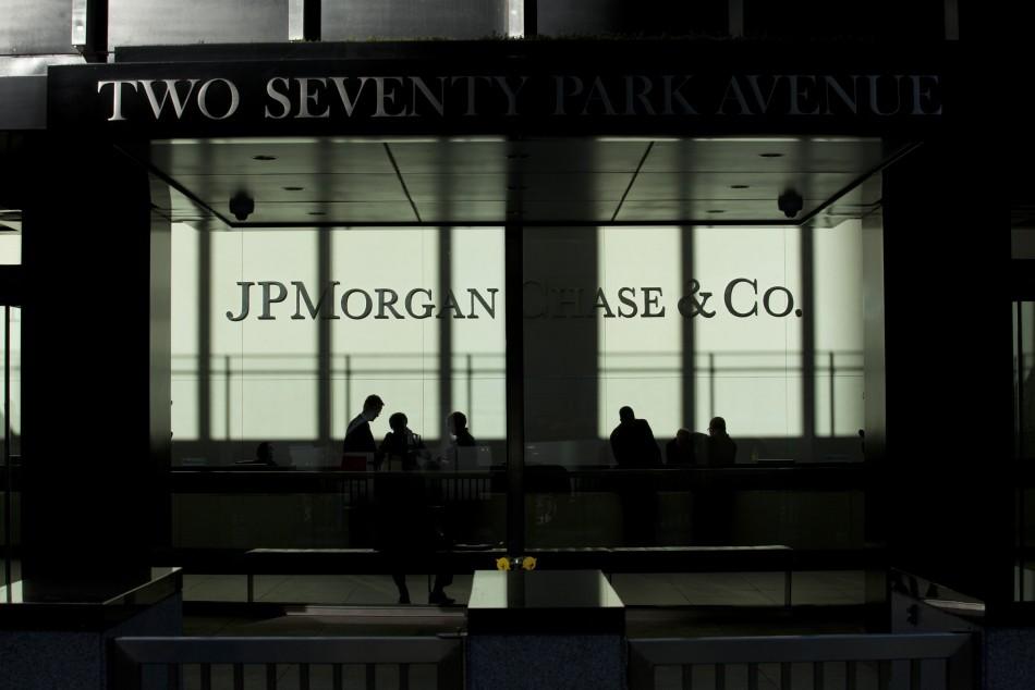 JP Morgan headquarters in New York