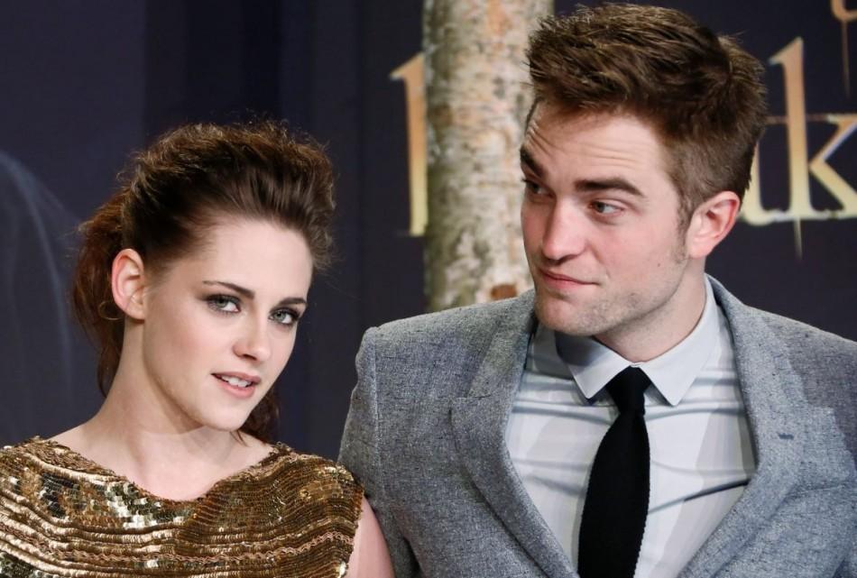 Kristen Stewart Advised Robert Pattinson Against Taking Up 'Fifty Shades Of Grey'