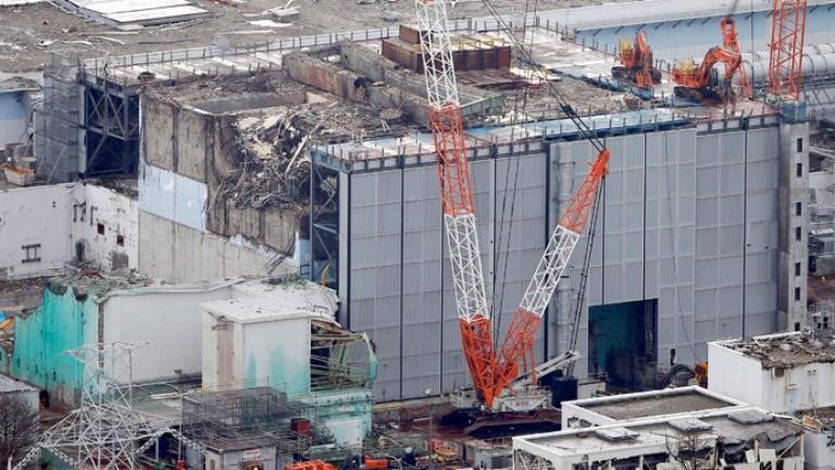 Repairing Fukushima