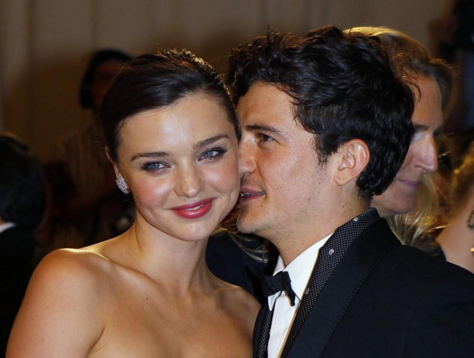 Now Ex-Couple: Miranda Kerr and Orlando Bloom