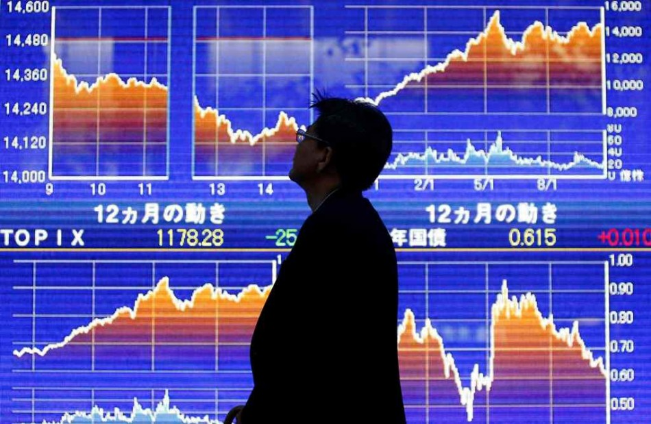 Most Asian markets finished the week lower