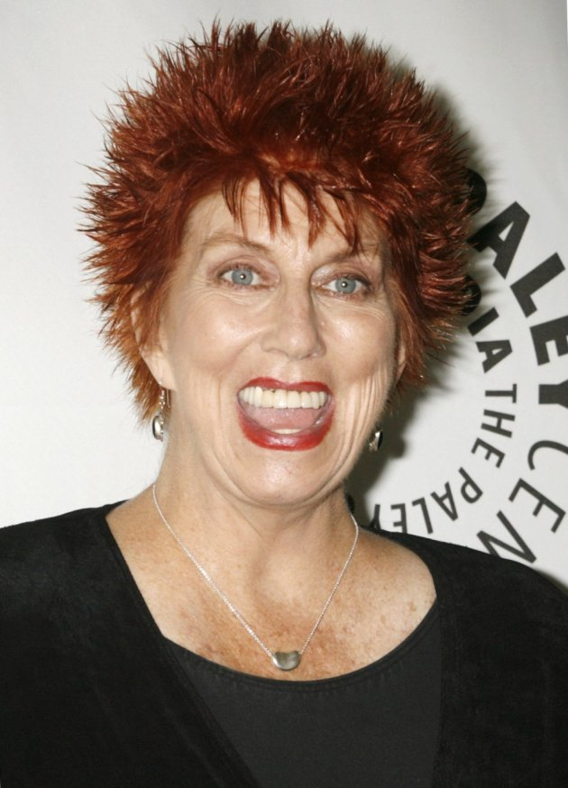 Marcia Wallace popularly known as the voice of Edna Krabappel on The Simpsons