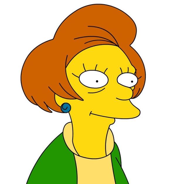 Mrs Krabappel