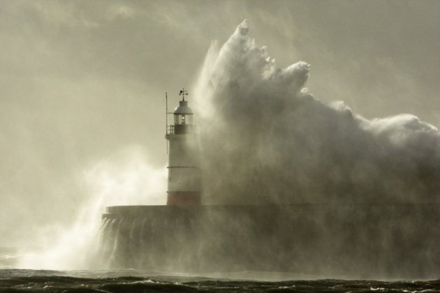 Parts of Britain are set to be battered by the worst storms in years.