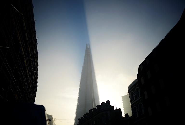 London's Shard