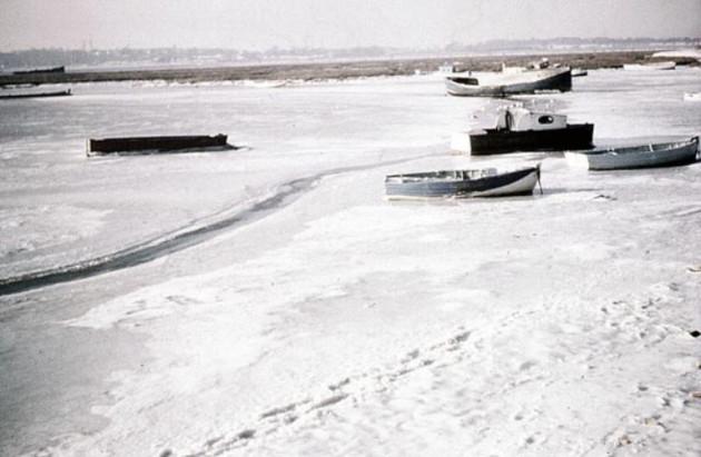 1963 frozen ocean