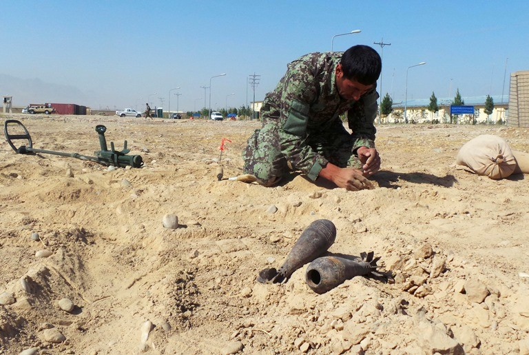 Dealing with IEDs