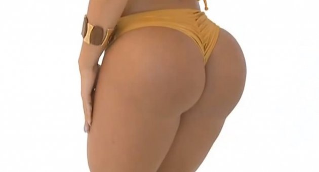 Bumbum contest in Brazil hit by bribes claims PIC: Youtube