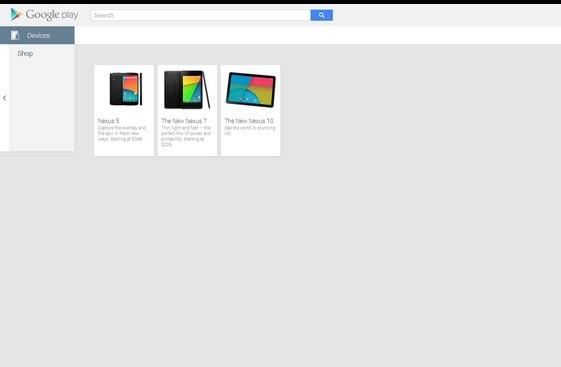 New Nexus 10