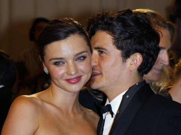 Miranda Kerr and Orlando Bloom had been together for six years from 2007.(Reuters)