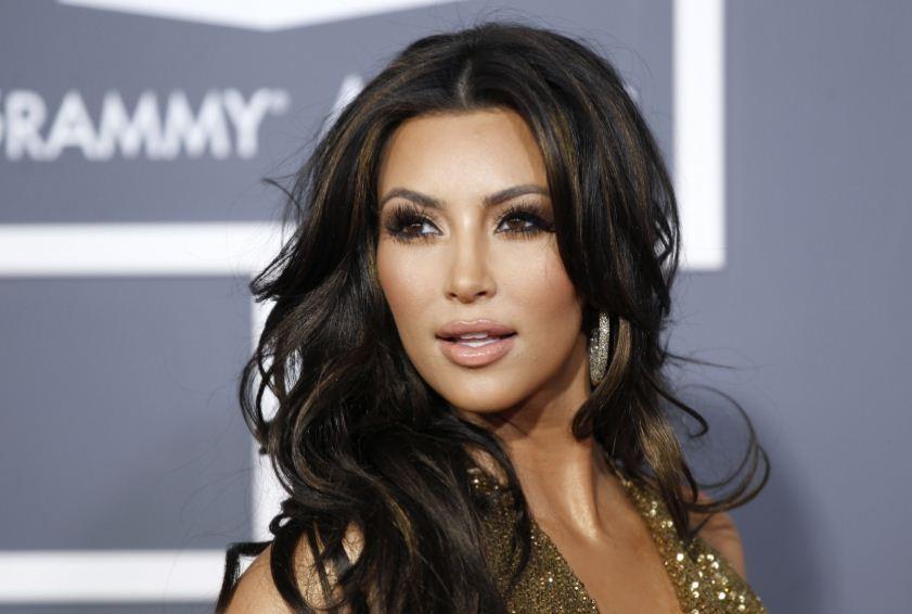 Kim Kardashian Left Shaking After Kanye West's Proposal/Reuters
