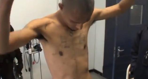 Mangaung SA torture prison