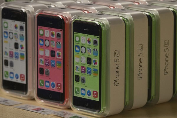 Apple report strong iPhone sales
