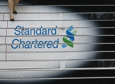 Finance director, Richard Meddings, said Standard Chartered didn't expect to reach its target of at least 10% revenue growth this year (Photo: Reuters)