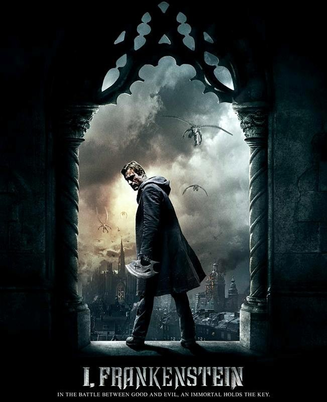 Aaron Eckhart stars in this action/ fantasy
