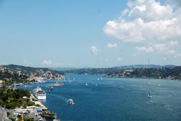 Bosphorus tunnel