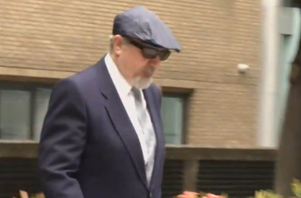 Jimmy Savile's ex-driver David Smith leaves court
