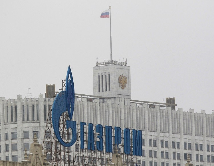 """Russian gas export monopoly Gazprom demanded Ukraine pay an overdue gas bill """"urgently"""" (Photo: Reuters)"""