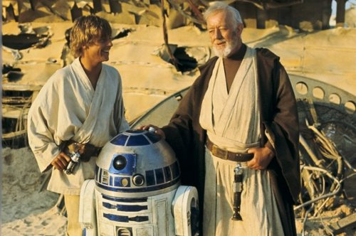 A 36 year-old Star Wars blooper reel surfaces online