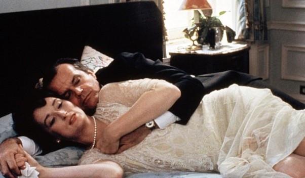 Jack Nicholson and Meryl Streep