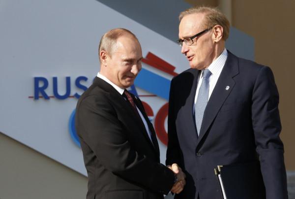 Putin bug spy
