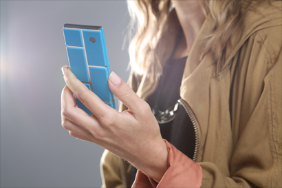 Motorola Modular Smartphone Project Ara