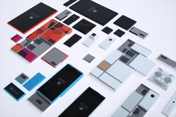 Motorola Project Ara Modular Smartphone Design