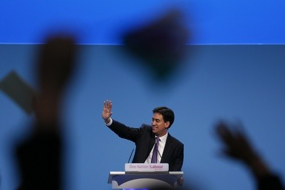 Miliband won support for energy freeze