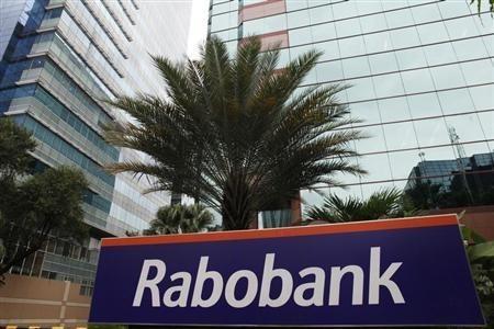 Dutch lender Rabobank was fined €774m US, British and Dutch regulators for manipulation Libor (Photo: Reuters)