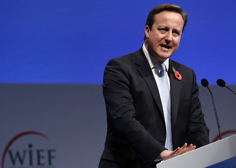 David Cameron Islamic Finance