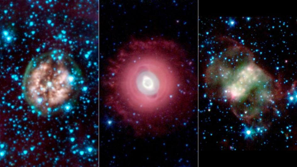 stellar ghosts