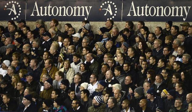 Tottenham fans