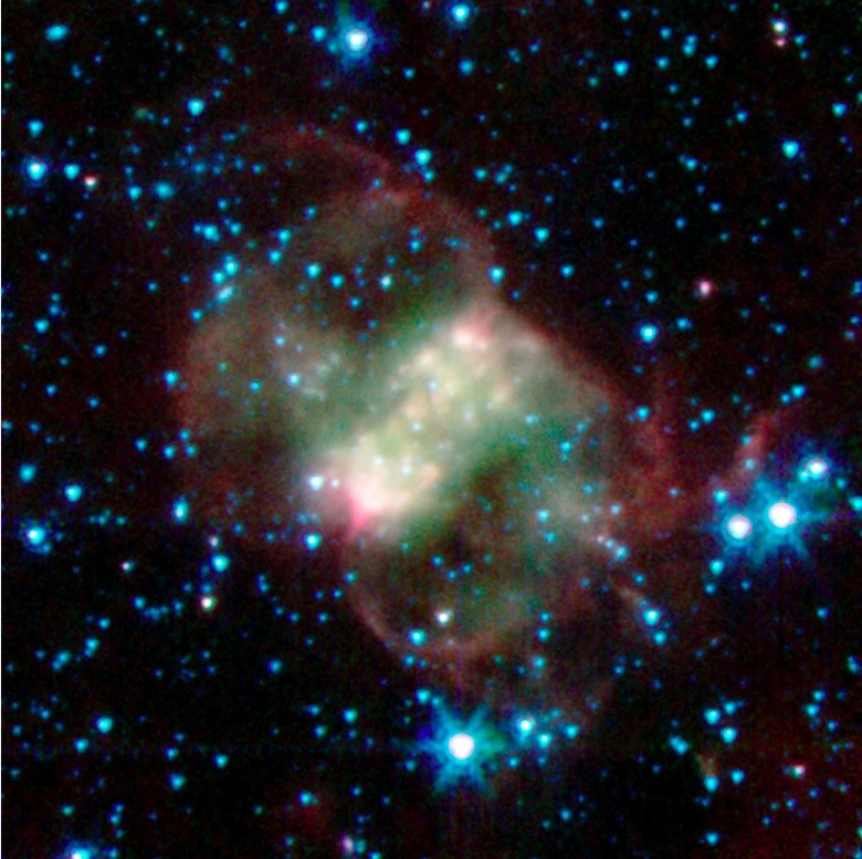 Exposed Cranium Nebula