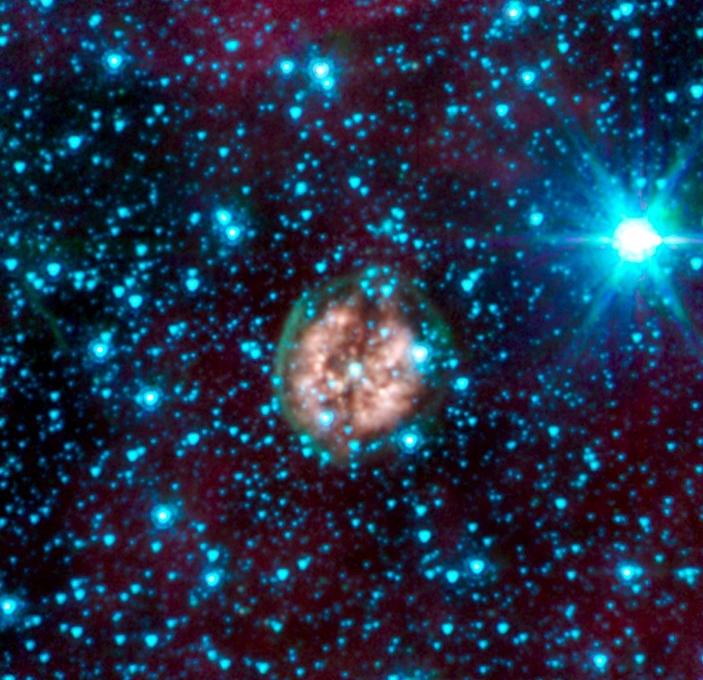 Little Dumbbell Nebula