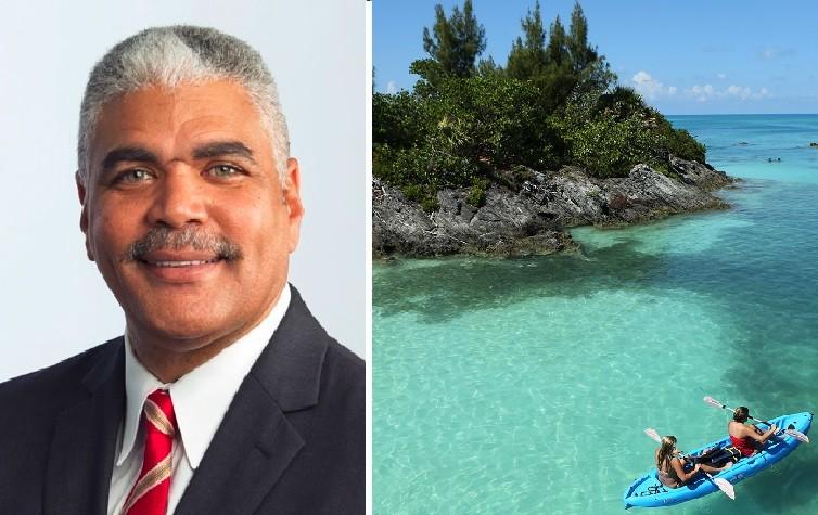 Craig Cannonier Bermuda
