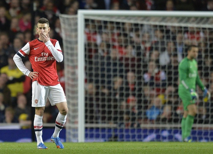 Arsenal Laurent Koscielny